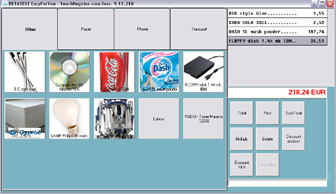 Inventory stock control software invoicing management